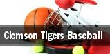 Clemson Tigers Baseball tickets
