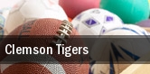 Clemson Tigers tickets