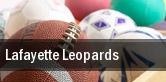 Lafayette Leopards tickets