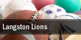 Langston Lions tickets