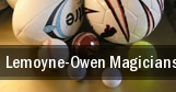 Lemoyne-Owen Magicians tickets