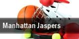 Manhattan Jaspers tickets