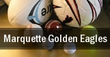 Marquette Golden Eagles tickets