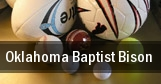 Oklahoma Baptist Bison tickets