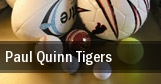 Paul Quinn Tigers tickets