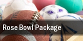 Rose Bowl Package tickets