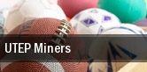 UTEP Miners tickets