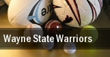 Wayne State Warriors tickets