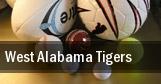 West Alabama Tigers tickets