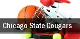 Chicago State Cougars tickets