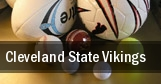 Cleveland State Vikings tickets