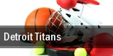 Detroit Titans tickets