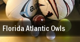 Florida Atlantic Owls tickets