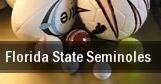 Florida State Seminoles tickets