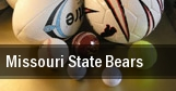 Missouri State Bears tickets