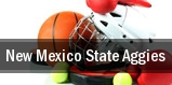 New Mexico State Aggies Pan American Center tickets