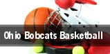 Ohio Bobcats Basketball tickets