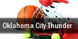 Oklahoma City Thunder Chesapeake Energy Arena tickets