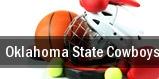 Oklahoma State Cowboys tickets