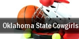 Oklahoma State Cowgirls tickets