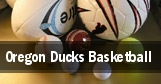 Oregon Ducks Basketball tickets