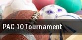 PAC 10 Tournament tickets