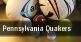 Pennsylvania Quakers tickets