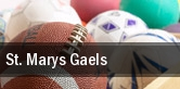 St. Marys Gaels Moraga tickets