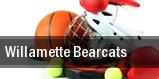 Willamette Bearcats tickets