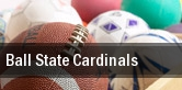 Ball State Cardinals Muncie tickets