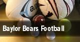 Baylor Bears Football tickets
