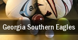 Georgia Southern Eagles tickets