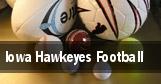 Iowa Hawkeyes Football tickets