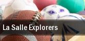 La Salle Explorers tickets