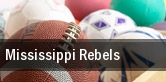Mississippi Rebels Vaught Hemingway Stadium tickets