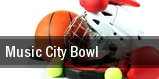Music City Bowl Nashville tickets