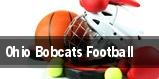 Ohio Bobcats Football tickets