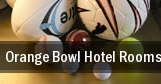 Orange Bowl Hotel Rooms tickets