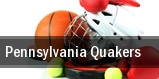 Pennsylvania Quakers tickets