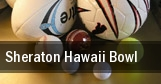 Sheraton Hawaii Bowl Aiea tickets