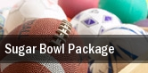 Sugar Bowl Package tickets