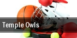 Temple Owls tickets