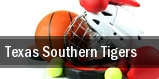 Texas Southern Tigers tickets
