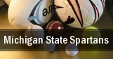 Michigan State Spartans tickets