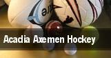 Acadia Axemen Hockey tickets