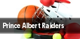Prince Albert Raiders tickets