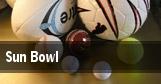 Sun Bowl tickets