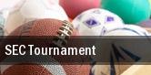 SEC Tournament tickets