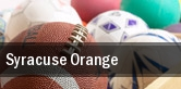 Syracuse Orange tickets