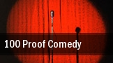 100 Proof Comedy tickets